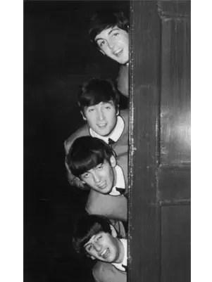 Em 1963, lançamento de primeiro álbum colocou o quarteto nos holofotes Foto: Getty Images