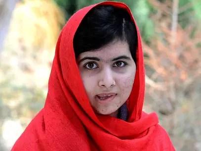 Malala Yousafzai sobreviveu a uma tentativa dos talibãs para assassiná-la por sua defesa da educação feminina Foto: AFP