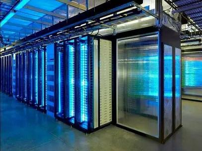 Um dos data centers da rede social está instalado em Oregon, nos Estados Unidos Foto: Divulgação
