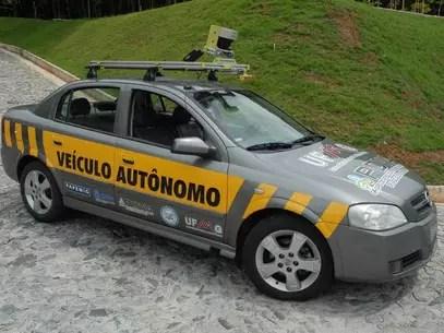 A Universidade Federal de Minas Gerais realiza pesquisas com tecnologias para veículos autônomos desde 2007 Foto: Divulgação