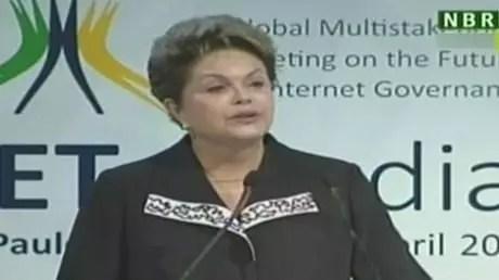 Dilma sanciona marco civil em evento sobre governança na web