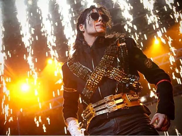 Imagem do musical Forever King of Pop, que ocorreria no Ginásio do Ibirapuera em abril Foto: Divulgação
