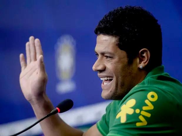 O jogador da Seleção Brasileira interessa o clube espanhol, segundo a imprensa local Foto: Ricardo Matsukawa / Terra