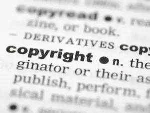 Derechos de autor, un tema que unbloguero debe tenermuy en cuenta Foto: Thinkstock