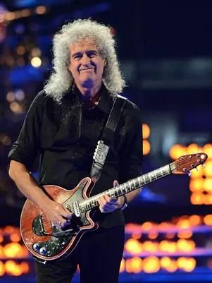 Brian May falou também sobre uma nova música do Queen Foto: Getty Images