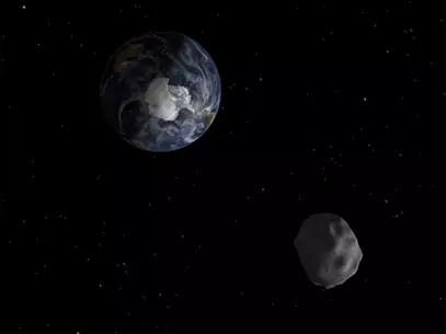 """Según estimativos de la Nasa, hay 500 mil asteroides de ese tamaño """"cerca de la Tierra"""". Foto: Reuters/NASA"""