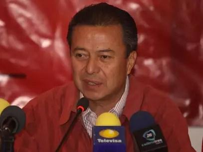 César Camacho Quiroz, presidente nacional del PRI. Foto: Archivo / Notimex
