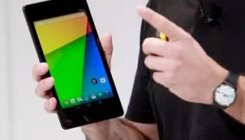 El Nexus 7, tableta con Android 4.3 Jelly Bean trabajará tan bien con el Android Device Manager como la versión 2.2 del SO. Foto: Reuters