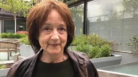 'Eu pensava que nunca mais iria melhorar e agora sinto como se estivesse vivendo um milagre', disse Janet, uma das pessoas que está participando dos testes