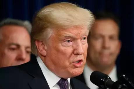 Presidente dos EUA, Donald Trump, em Las Vegas 04/10/2017 REUTERS/Kevin Lamarque