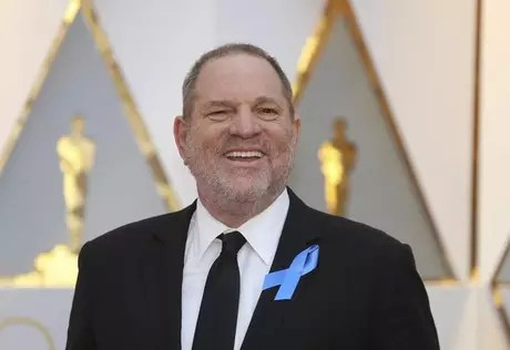 Produtor Harvey Weinstein