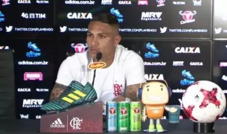 Guerrero segue suspenso esperando decisão da Fifa sobre o seu caso