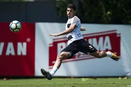Yuri Alberto pode ter chances no profissional do Santos (Foto: Ivan Storti)