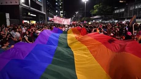 Não há registros oficiais do número de mortes de pessoas LGBT no Brasil