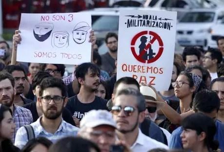 Especialistas alertam para o aumento da crueldade nos crimes no México e para a vulnerabilidade dos jovens