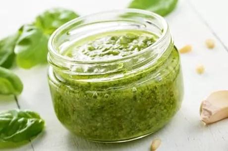 Molho verde para churrasco