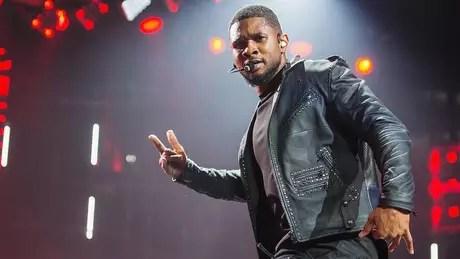 Ele gastou uma fortuna para levar o cantor americano Usher para se apresentar na festa de aniversário de uma namorada, no Reino Unido