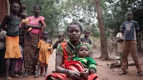 Países africanos têm as maiores taxas de fecundidade do mundo, mas também as maiores taxas de mortalidade infantil