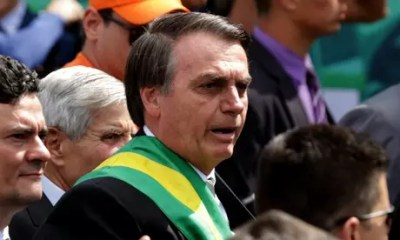 Jair Bolsonaro foi submetido a nova cirurgia neste domingo (8)