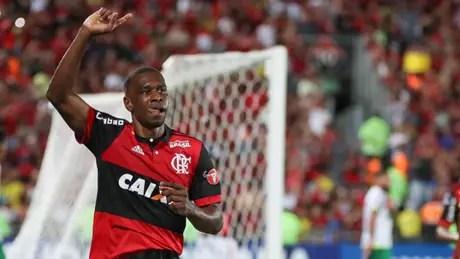 Juan conquistou inúmeros títulos com a camisa do Flamengo (Gilvan de Souza/Flamengo)