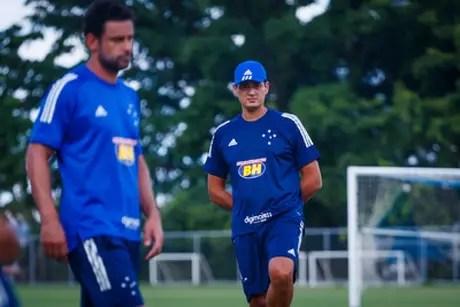 Fred está irredutível em diminuir salário, afirmou Saulo Fróes- (Bruno Haddad/Cruzeiro)