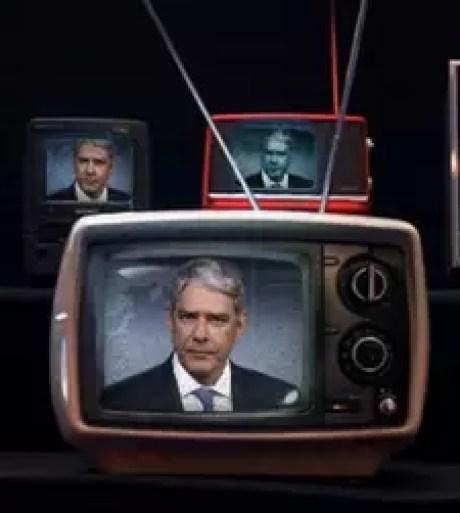 Jornalista mais importante da TV, Bonner nunca esteve sob tanta pressão como agora