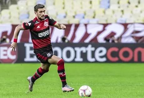 Arrascaeta tem sido um dos destaques do Flamengo (Foto: Marcelo Cortes / Flamengo)