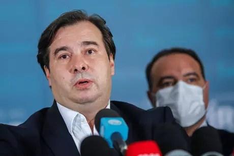 Presidente da Câmara dos Deputados, Rodrigo Maia  03/09/2020 REUTERS/Adriano Machado