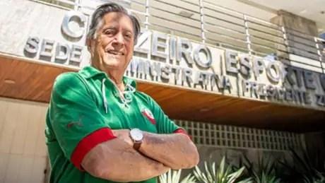 Biagio é mais uma vítima da doença que já vitimou mais de 180 mil brasileiros-(Igor Sales/Cruzeiro)