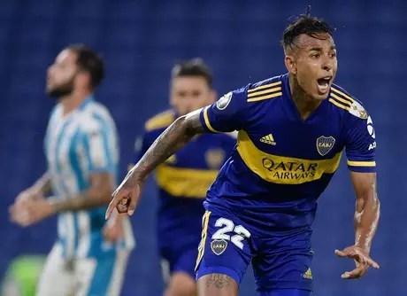 Boca Juniors elimina o Racing e enfrenta o Santos na semifinal da Libertadores