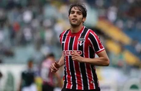 Kaká foi emprestado pelo Orlando City ao São Paulo em 2014 (Foto: Foto: Rubens Chiri/São Paulo)