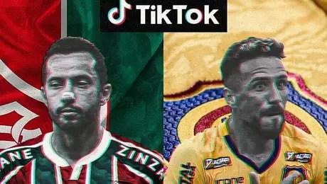 Fluminense x Madureira terá transmissão pelo TikTok