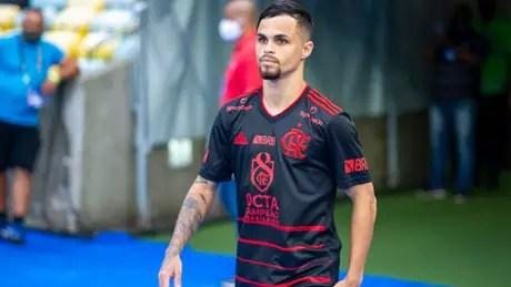 Michael é o garçom do Flamengo na temporada (Marcelo Cortes/Flamengo)