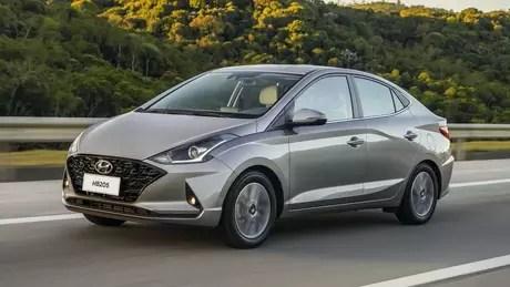 Hyundai HB20S starts at R$ 68,390.