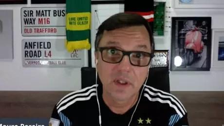 Mauro ainda disse que presença de público não deve intimidar argentinos (Reprodução / Youtube Mauro Cezar)