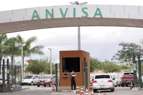 Anvisa Headquarters in Brasília REUTERS/Ueslei Marcelino