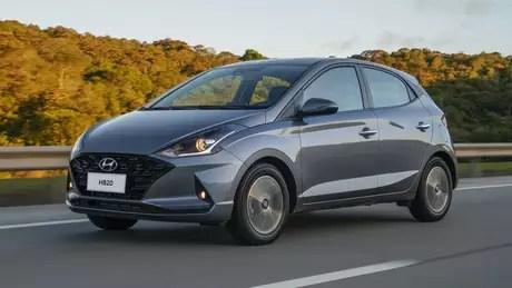 Hyundai HB20 loses 1.6 engine option.