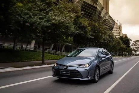 Toyota Corolla: increases of up to R$ 4,200.