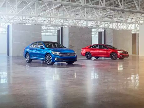 Volkswagen Jetta: occasional changes.