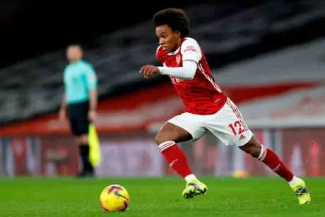 Willian got the release with Arsenal, but announcement is for Monday (Photo: Reproduction / Dugout)