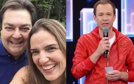 Luciana Cardoso praised the work of Tiago Leifert in charge of 'Super Dança dos Famosos'