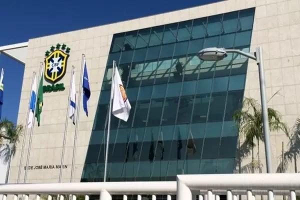 CBF irá conceder auxílio financeiro aos árbitros brasileiros e assistentes que pertencem ao quadro nacional (Divulgação: CBF)