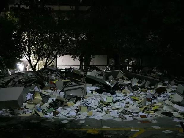La Secretaría de Salud refirió que la persona que pasó de grave a muy grave, recibe atención médica en el Hospital de Pemex Central Norte. Foto: Mario Castillo / Terra México