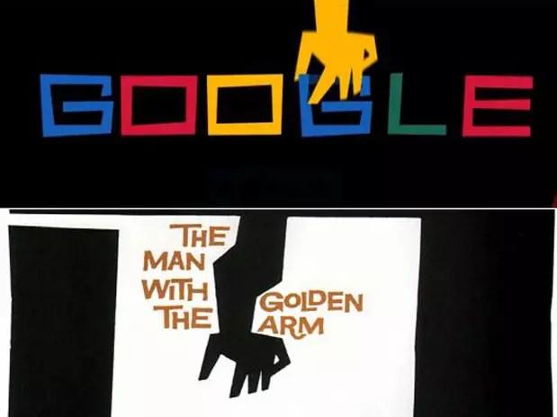 Saul Bass: Google dedica su doodle al diseñador de carteles de cine ...