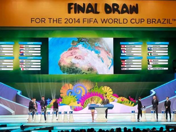 Chefe de segurança da Fifa admite que jogos podem ser suspensos durante Copa do Mundo Foto: Jef Ber / Vipcomm