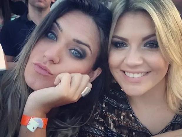 Laryssa Oliveira e Anny Alves Foto: Instagram / Reprodução