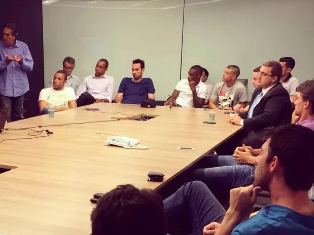 Associação de jogadores garante ter fórmula para viabilizar quinta divisão nacional Foto: Fabiano Curi/R2O Filmes / Divulgação