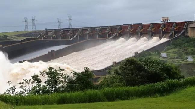 Hidrelétricas do Sudeste respondem por cerca de 70% da energia produzida no país