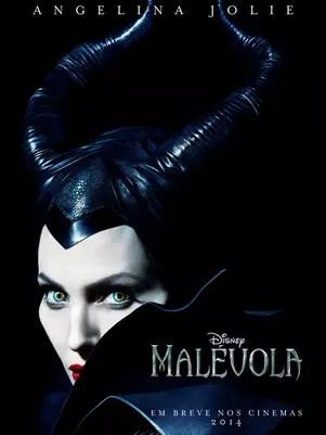 O filme conta como a vilã Malévola, do clássico 'A Bela Adormecida',se tornou má Foto: Divulgação