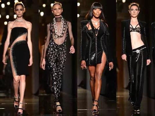 Naomi Campbell Regresa A Las Pasarelas De La Mano De Versace